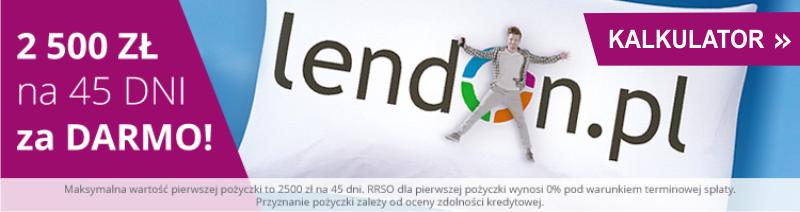 Lendon Pożyczka